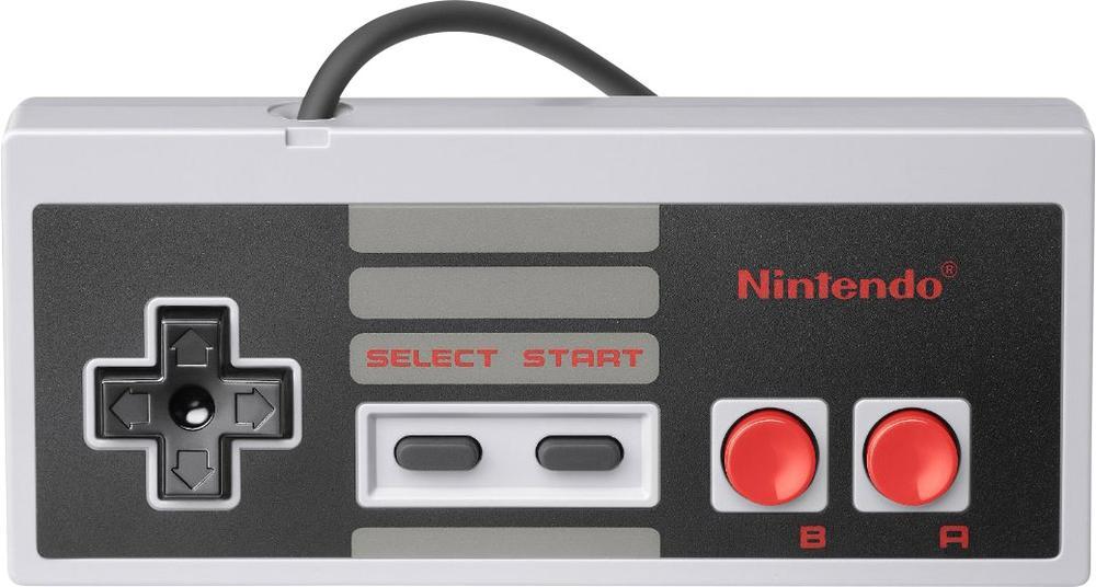 NES Classic Mini Controller bei Conrad lagernd