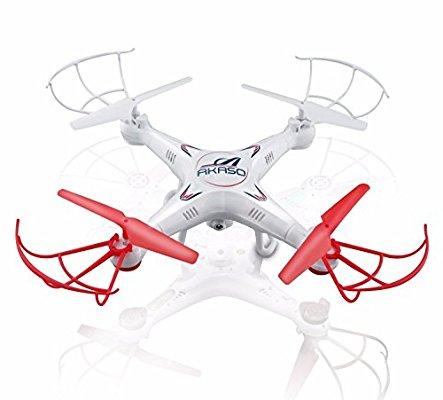 AKASO X5C Quadcopter mit Kamera (-50% Rabatt)