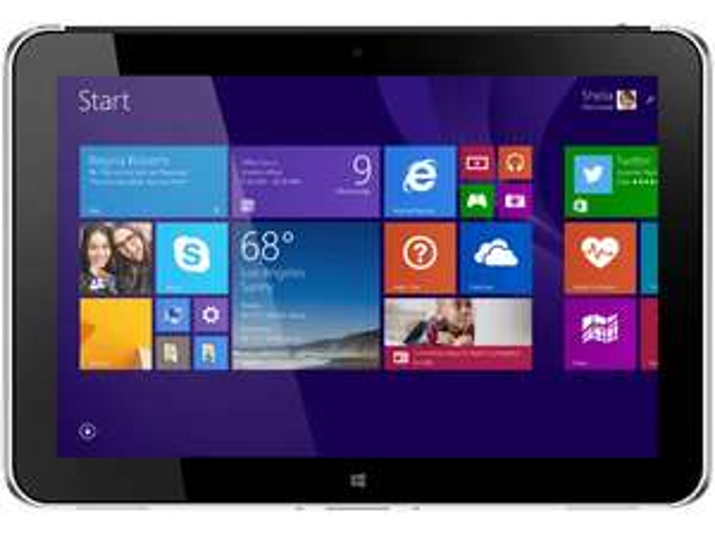 Media Markt: HP Elitepad 1000 G2 64GB, Windows 8.1 Pro Tablet für 289€