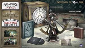 AC Syndicate Big Ben Collector's für die PS4