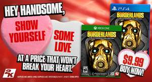 [Xbox One / PS4] Borderlands: The Handsome Collection