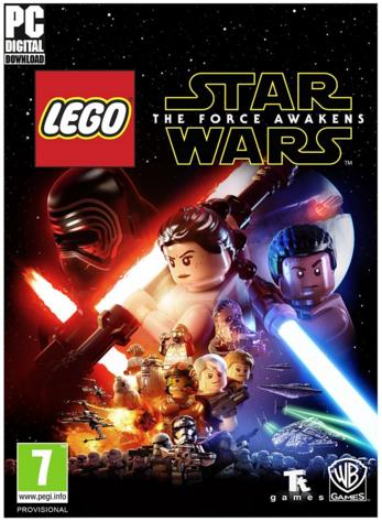 [cdkeys.com] (PC-Steam) LEGO Star Wars: Das Erwachen der Macht um 3,32€ statt 17,90€, Deluxe Edition um 6,74€ statt 39,99€ (mit FB Gutschein)