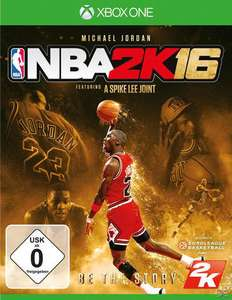 [Libro] Sale: NBA 2K16 - Michael Jordan Edition für Xbox One