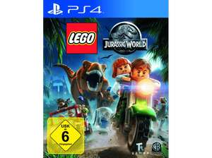 [mediamarkt.at] Lego Jurassic World ( PS4) und Need for Speed Rivals ( PS4) zu je 17€