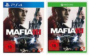 [Gamestop] Mafia 3 Xbox One/ PS4 Retail um 19,99€