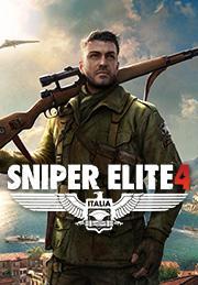 Sniper Elite 4 DL Key um nur 39€