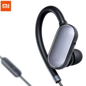[Gearbest] Xiaomi Wireless Bluetooth 4.1 Music Sport Earbuds für 14 € € statt 21,09 €