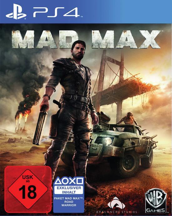 GameStop: Mad Max (PS4 / Xbox One) für 9,96€