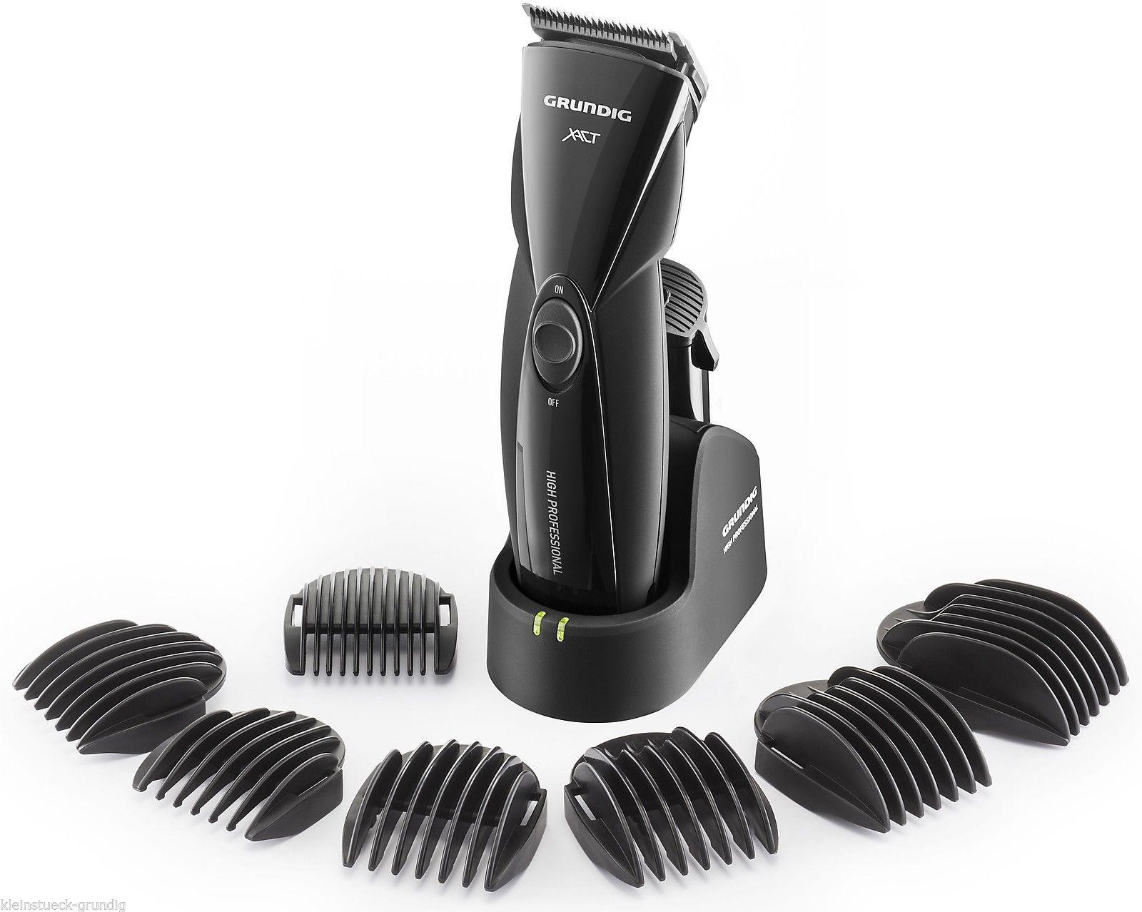 [www.AMAZOn.de]  Grundig MC 8340 High Professional Akku-Haarschneider, schwarz für € 25,-- / Vergleichspreise über € 65,--