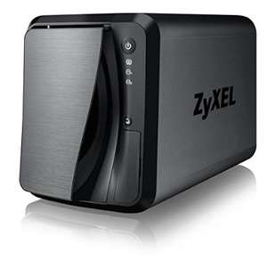 ZyXEL NAS520 2-Bay Personal Cloud Server/NAS