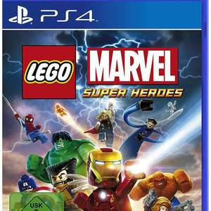 [amazon.de] PS 4 Lego Marvel Superheroes
