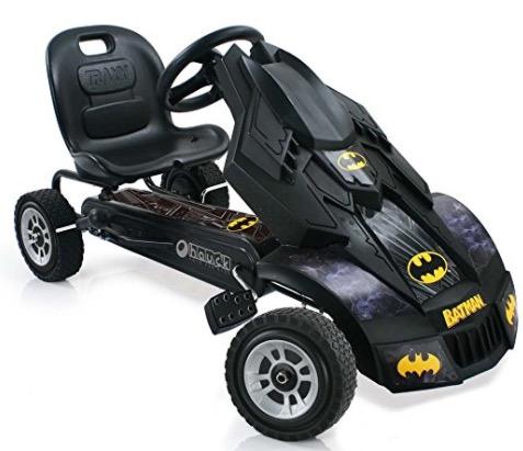 [Amazon.de] Hauck T90230 – Batmobil Go-Kart für 107€