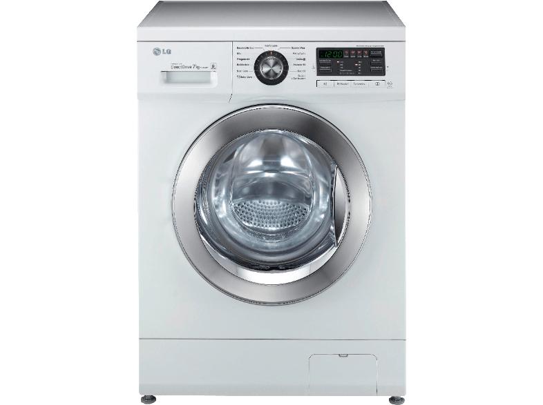 [www.MediaMarkt.at] LG ELECTRONICS Waschmaschine F1496QD1 für € 349,-- mit Gratis Versand -  Produkt des Monats statt € 538,--