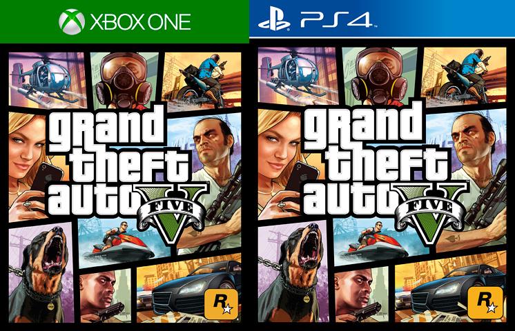 (PS4 & XBox One) GTA 5 um 27 € - bis zu 33%