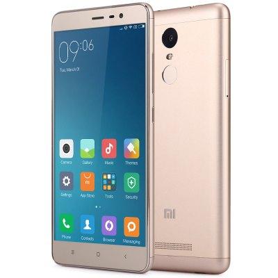 Original Xiaomi Redmi Note 3 Pro MIT Band 20 • 3GB • 32GB