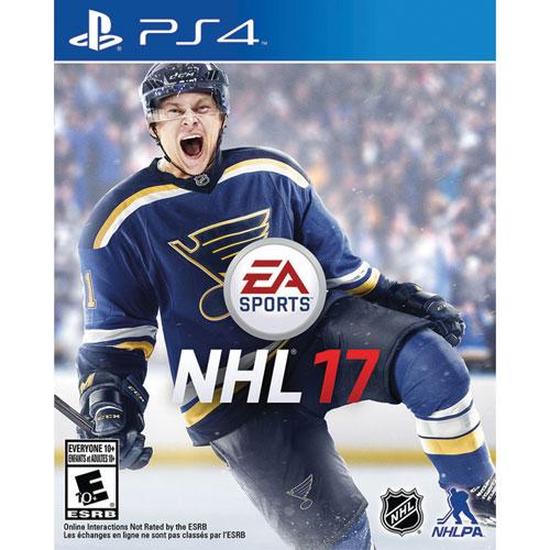 NHL 17 PS4 derzeit im Playstation-Store für 24,99 zu haben