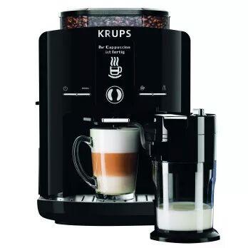 [Interspar online] Krups Latt´Espress One-Touch-Cappuccino Vollautomat