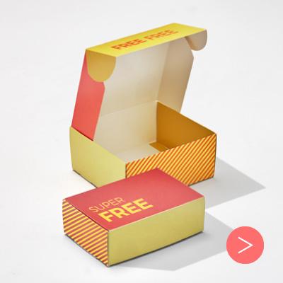 [Pixartprinting.at] 100€ Gutschein OHNE MBW - eigene Kartons drucken lassen für 1€ inkl. VSK