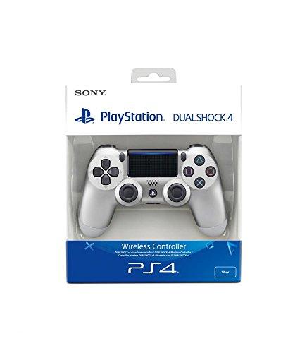 [Amazon.de] PlayStation 4 - DualShock 4 Wireless Controller, silber (2016) für 45,30€