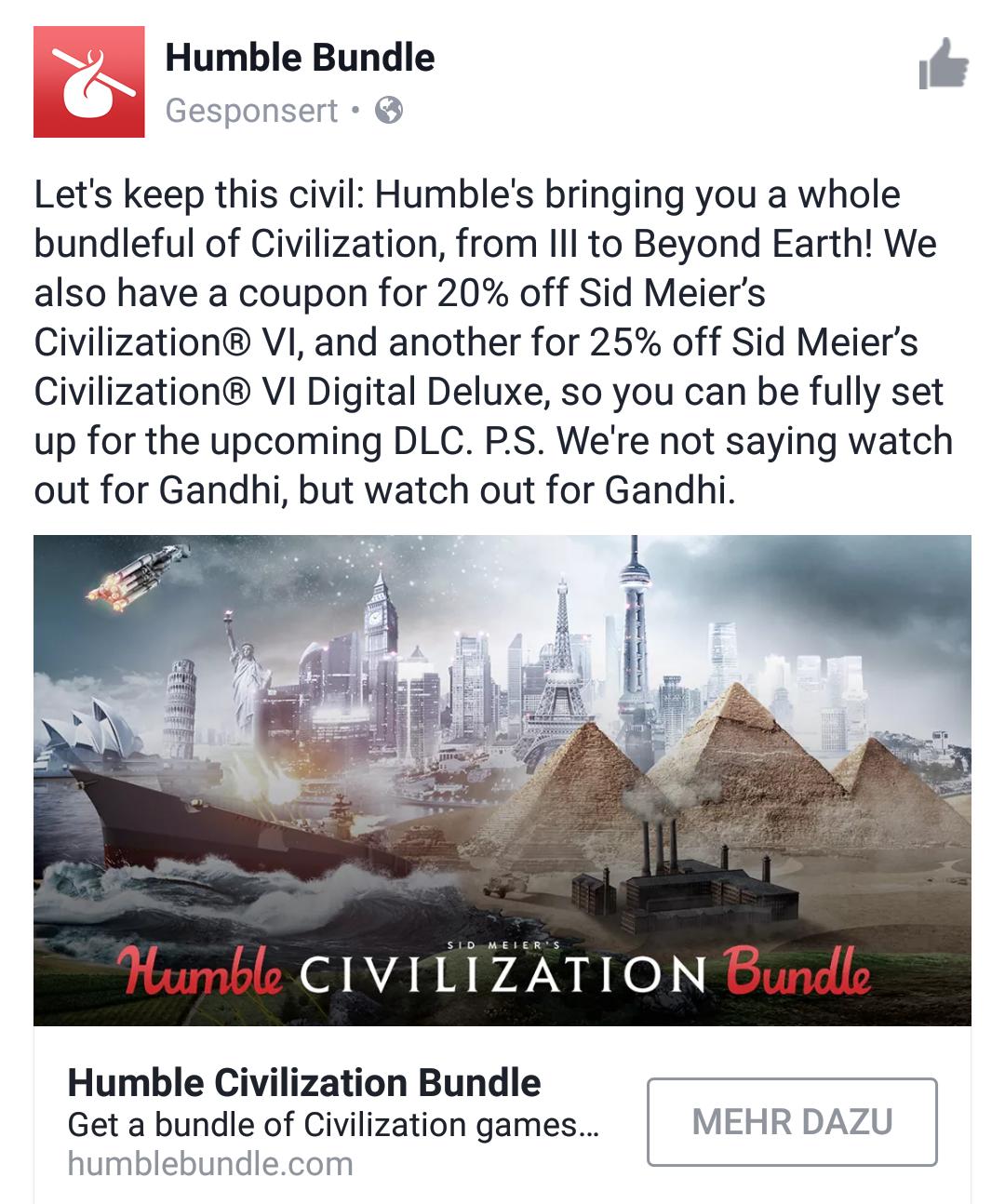 Civilisation-Reihe