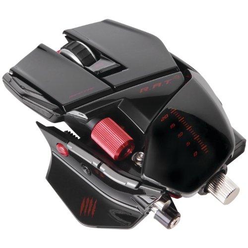MadCatz R.A.T 9 Gaming Mouse um 69,90 € - Bestpreis - 36%