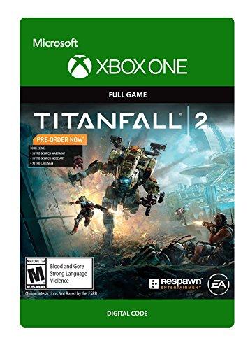 (Xbox One) Titanfall 2 um 22,63 € - 43%