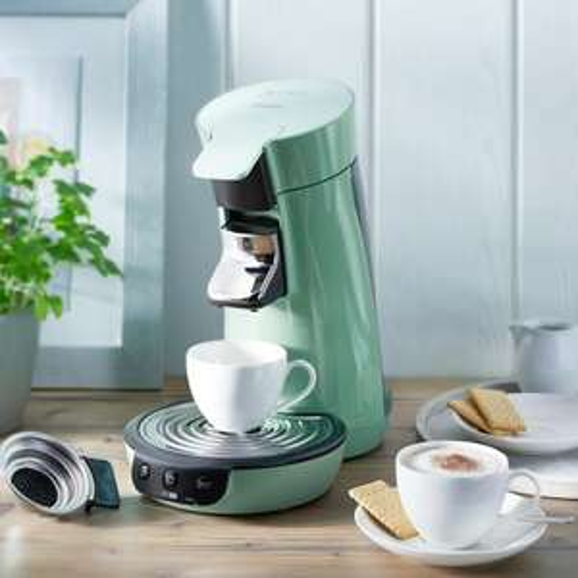 Mömax: Philips Kaffeepadmaschine um 43 € - Bestpreis - 38%