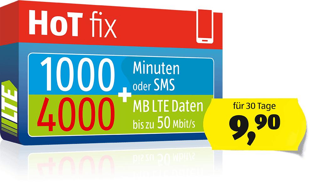 Hot fix jetzt mit 4.000 mb