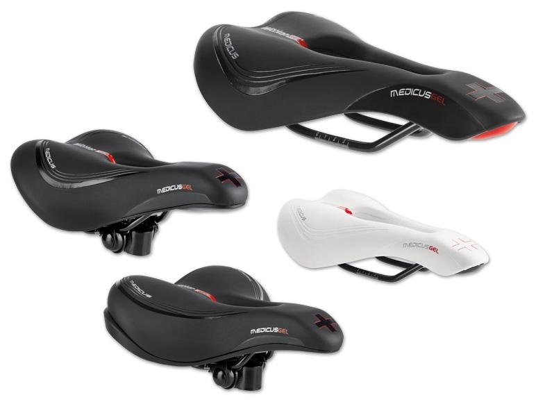 [Lidl] Fahrradsattel div. Modelle für Touren-, City-, Sport-, Trekking-, MTB- und Rennräder mit Gel-Einlagen für 9,99€, Fahrradschläuche für 3,99€, ab 09.03.