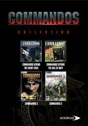 [Gamersgate] Commandos Collection PC Key um sagenhafte 1,62€ ;) (Steam 14,99€)