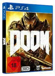 Libro : Doom Ps4