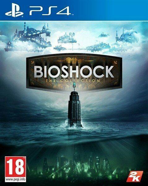 Gameware Bioschock Infinite Ps4