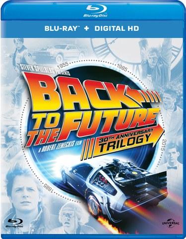 [Zavvi.de] Zurück in die Zukunft Trilogie Box (Blu-ray) um 9,05€