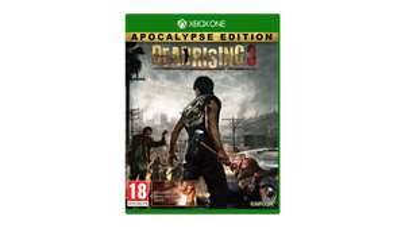 Microsoft Store IT: div. Xbox One Games für 7,99€ - u.a. mit Dead Rising 3 Apocalypse Edition