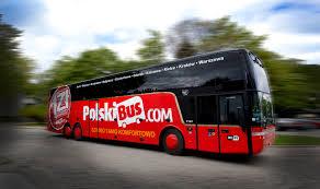 Polskibus - Verbindungen ab 23 Cent!