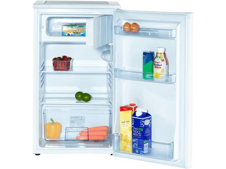 Kühlschrank für 94,99 mit Gefrierfach! Ideal für die Grillsaison statt € 158,-