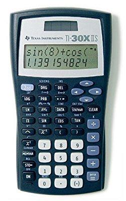 Texas Instruments TI-30X IIS Taschenrechner um 15€ @Amazon