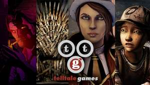 Humble Store: Telltale Games Sale, bis -80%