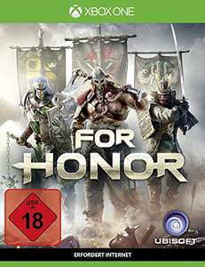 Amazon: For Honor (Xbox One) für 40€