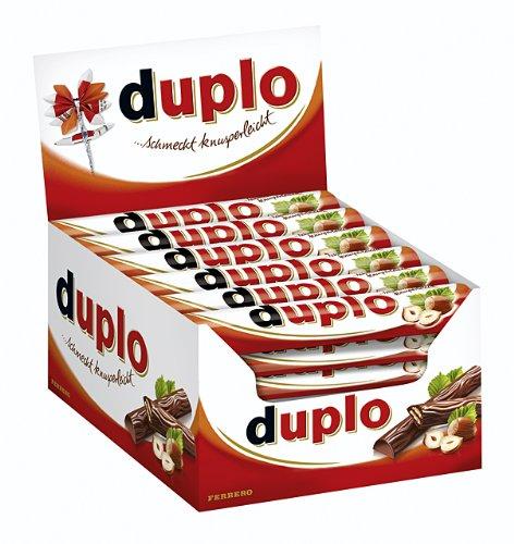 [www.AMAZON.de]  Duplo Multipack, 1er Pack mit 40 Riegel (1 x 728 g Packung) für Prime-Kunden € 8,18