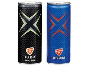 Lidl Supersamstag: Freeway UP Energy Drink um 22 Cent