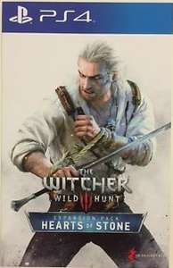 cdkeys.com: The Witcher 3 Wild Hunt - Hearts of Stone Erweiterung (PS4) für 4,46€