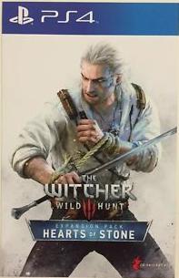 cdkeys.com: The Witcher 3 Wild Hunt - Hearts of Stone Erweiterung (PS4) für 4,46€