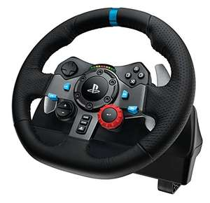 Logitech G29 Driving Force Racing Wheel für PS4/PS3/PC