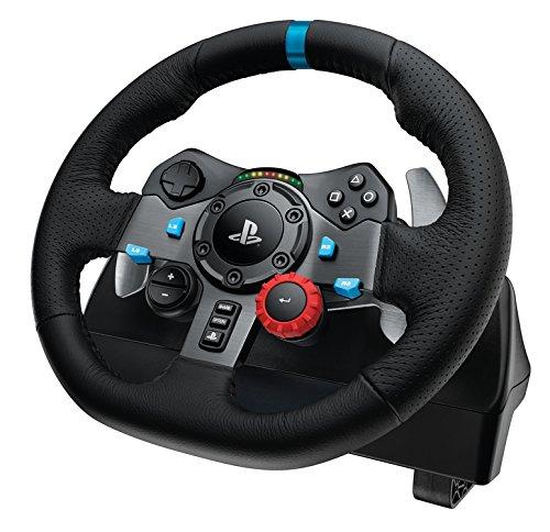 Logitech G29 Driving Force Racing Wheel für PS4/PS3/PC