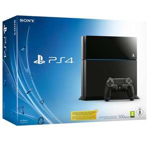 Playstation 4 500 GB refurbished