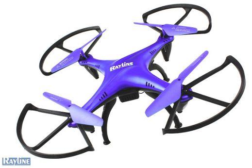 XXXLutz Online Shop: Rayline RC Quadrocopter FR6 WIFI um 69,90 statt um 109,90