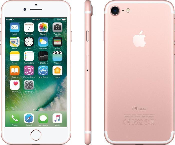iPhone 7 32GB in allen 4 Farben je € 689,- Versandkostenfrei