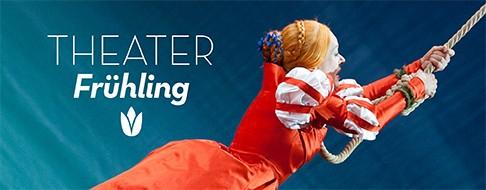 Aktion Theaterfrühling: Burgtheater -30 % oder -50 % pro Eintrittkarte