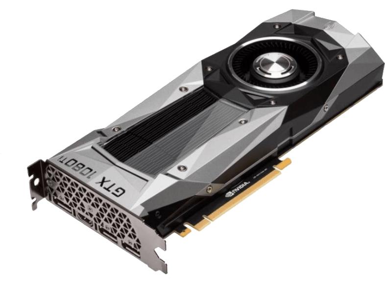 ASUS GeForce® GTX 1080 Ti GTX1080TI-FE (90YV0AP0-U0NM00) um € 794,-